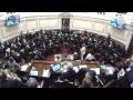 El Senado debate la reforma previsional y el Pacto Fiscal