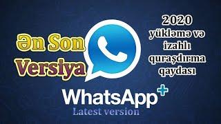 WhatsApp Plus Ən Son Versiya (v8.00) Yükləmə Qaydası