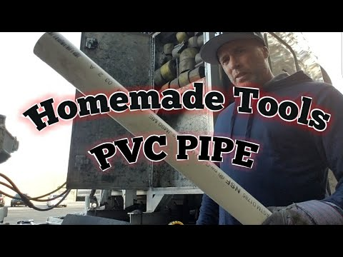 Flatbedders, Homemade Tools, PVC Pipe