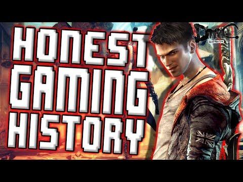[DmC: Devil May Cry] The Honest Origins of Dante thumbnail