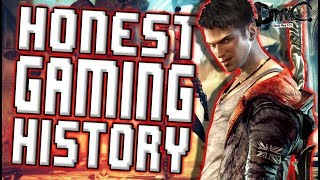 [DmC: Devil May Cry] The Origins of Dante | Honest Gaming History