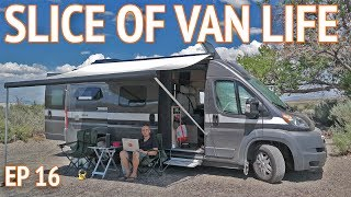 Typical Day Living in a Van   Camper Van Life S1:E16