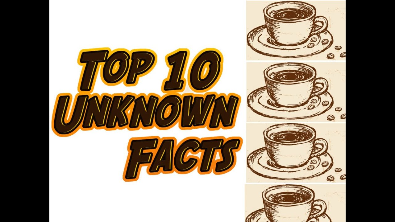 TOP 10 Unknown Facts - Caffeine and Energy drinks | Beverages | Red bull