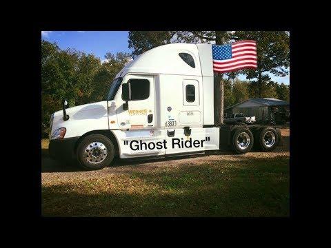 Why did I choose trucking