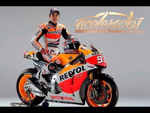 ENTREVISTAMOS MARC MÁRQUEZ DA MOTO GP + ALEX BARROS! - ESPECIAL # 123 | ACELERADOS