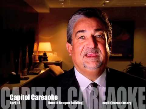 Capitol CAREaoke PSA with Ted Leonsis