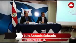 Presidente del TSE, Luis Antonio Sobrado sobre votos nulos o en blanco