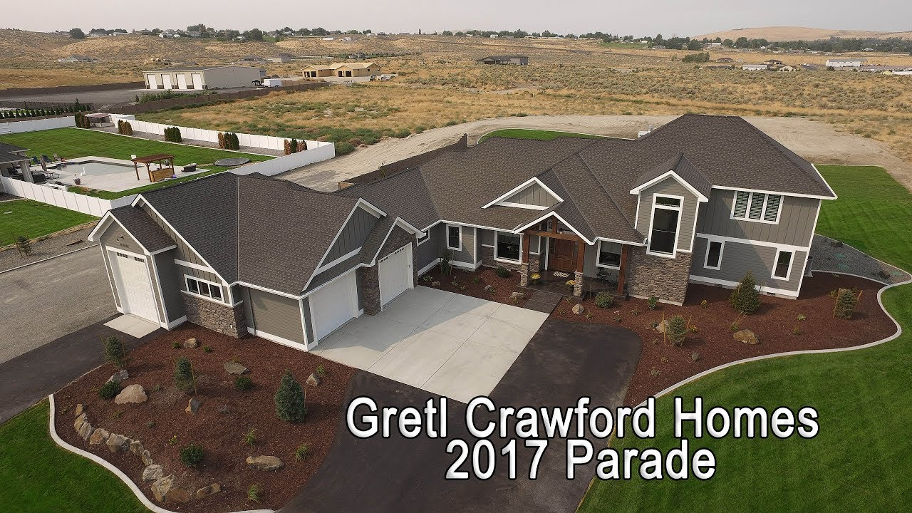 Video Tour For 2017 Gretl Crawford Homes Parade April Connors Group