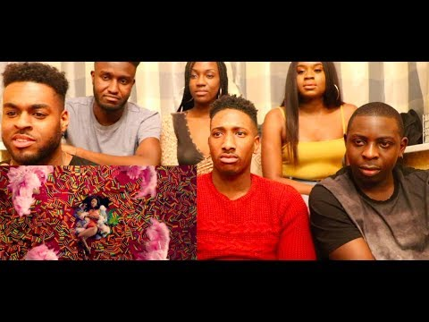 Kendrick Lamar, SZA - All The Stars ( REACTION VIDEO) && THE KENDRICK LAMAR DEBATE