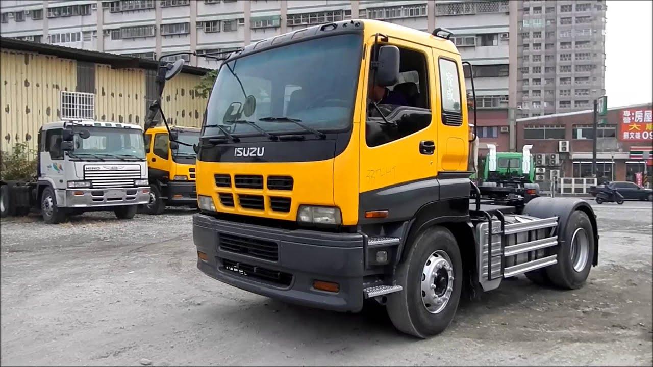 Ta Truck Stop >> [337-HJ] USED ISUZU TRUCK HEAD YEAR: 2003 Engine: 6WG1 ( ISUZU 水泥車) - YouTube