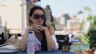 Кусочек Греции. РОДОС.(Друзья, хочу показать вам кусочек солнечной, теплой и гостеприимной Греции. Старый город, аквапарк Фалирак..., 2013-07-07T14:52:48.000Z)