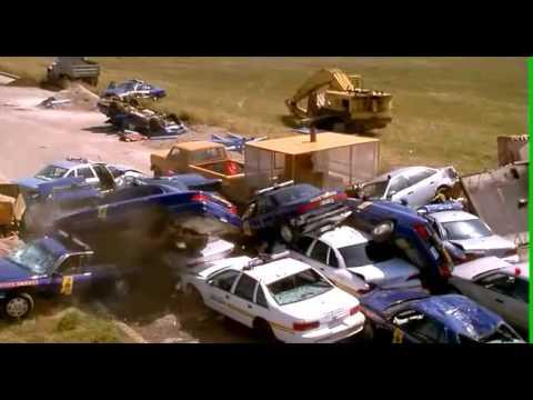 Blues Brothers 2000 Crash