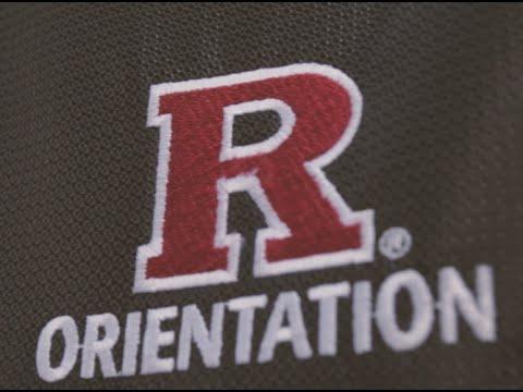 Rutgers University New Brunswick 2016 New Student Orientation Staff Introduction Video