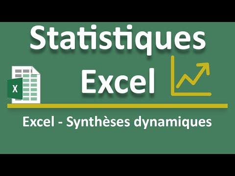 Contrôler les objectifs sur chiffres d'affaires Excel