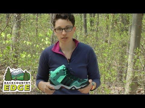 Adidas Outdoor Ax 2 Mid Gtx Hiking Boot Youtube