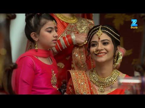 Gangaa Becomes Bride - Gangaa - Telugu Tv Serial - Best Scene - Aditi Sharma, Shakti Anand - Ep-503