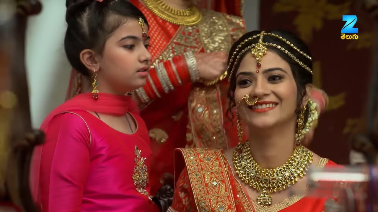 Download Gangaa Becomes Bride - Gangaa - Telugu Tv Serial - Best Scene - Aditi Sharma, Shakti Anand - Ep-503