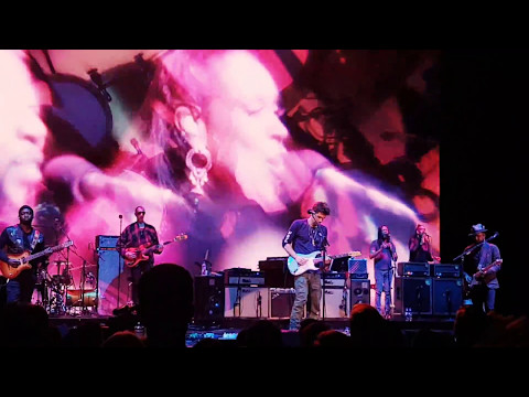 John Mayer Rosie Live At Las Vegas Nevada April 22