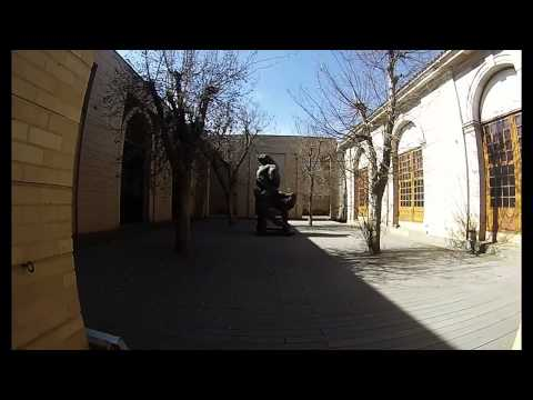 JAG (Johannesburg Art Gallery) gopro tour