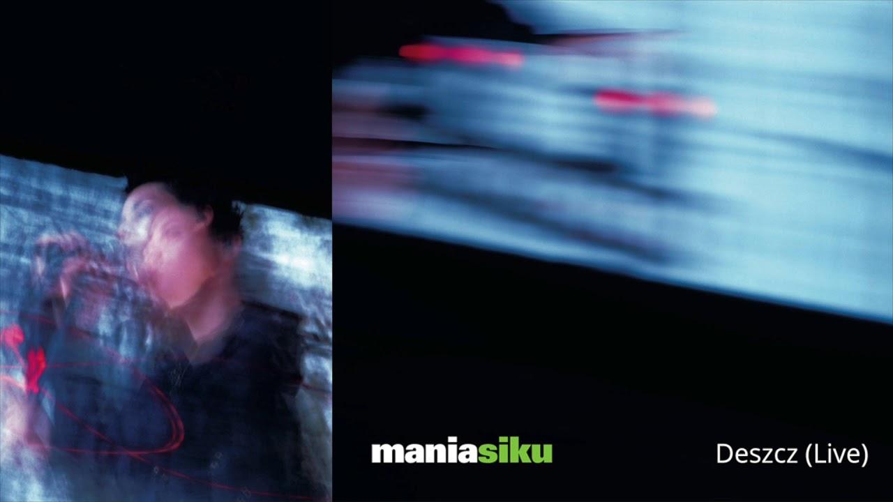 Maria Peszek – Deszcz (Official Live Audio)