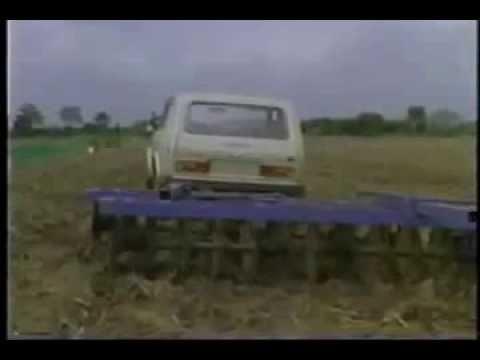 1982 Lada Niva Commercial
