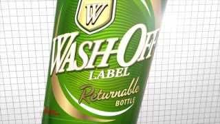 Avery Dennison Wash off Label