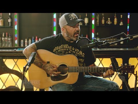 Aaron Lewis - Northern Redneck (Acoustic) // The Bluestone Sessions