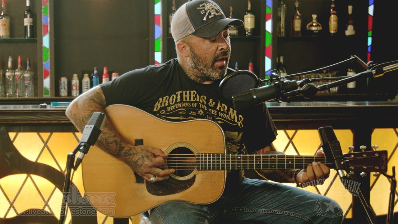 Aaron Lewis Northern Redneck Acoustic The Bluestone Sessions