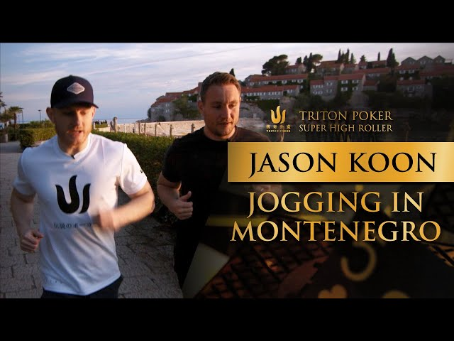 Jason Koon on Healthy Lifestyle and his Favorite Poker Stop