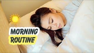 [ Engsub ] ☀️ MORNING ROUTINE ☀️Thói Quen Buổi Sáng Trước Khi Đi Học