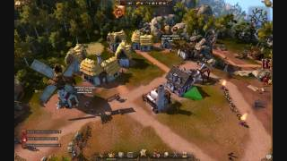 The Settlers 7 Gameplay Maxed Out HD