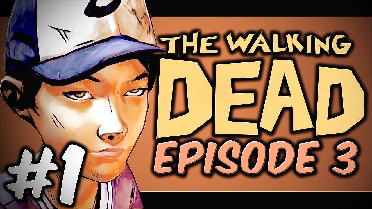 Walking Dead Season 1 Episode 3 WELCOME BACK TO...
