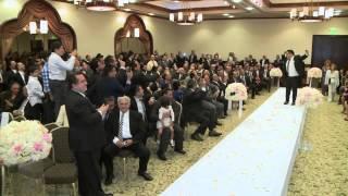 رقص باحال یک داماد ایرانی در لوس آنجلس