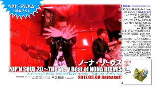 ベスト盤ダイジェスト映像『POP'N SOUL 20~The Very Best of NONA REEVES』