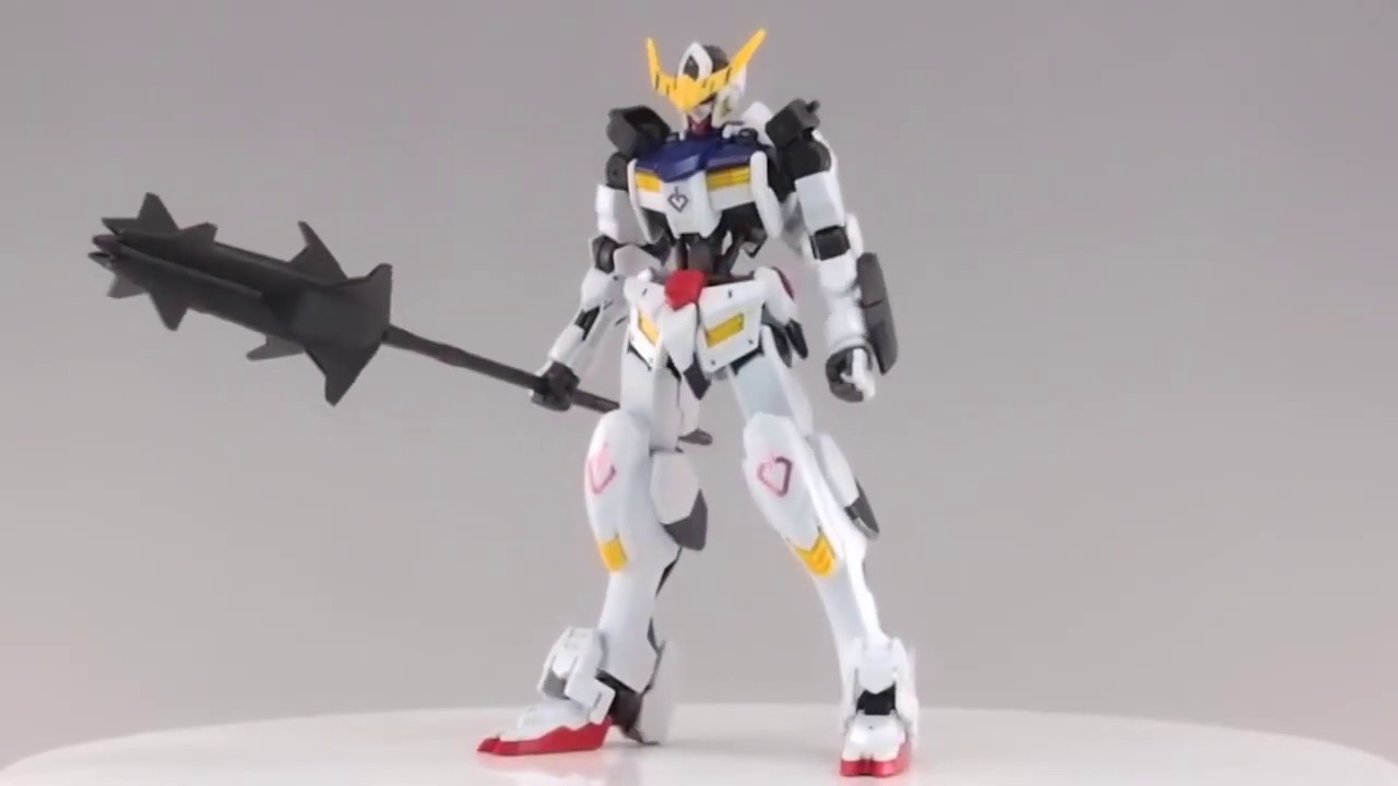 Gunpla High Grade Hgibo 1 144 Gundam Barbatos Vca Gundam Singapore