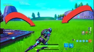 How To LEVITATE In Fortnite *Cannon GLITCH* NEW!!