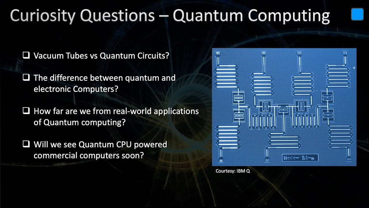 Quantum Computing #2 - Use Cases,Solving Problems - Meetup on 1st December  2018