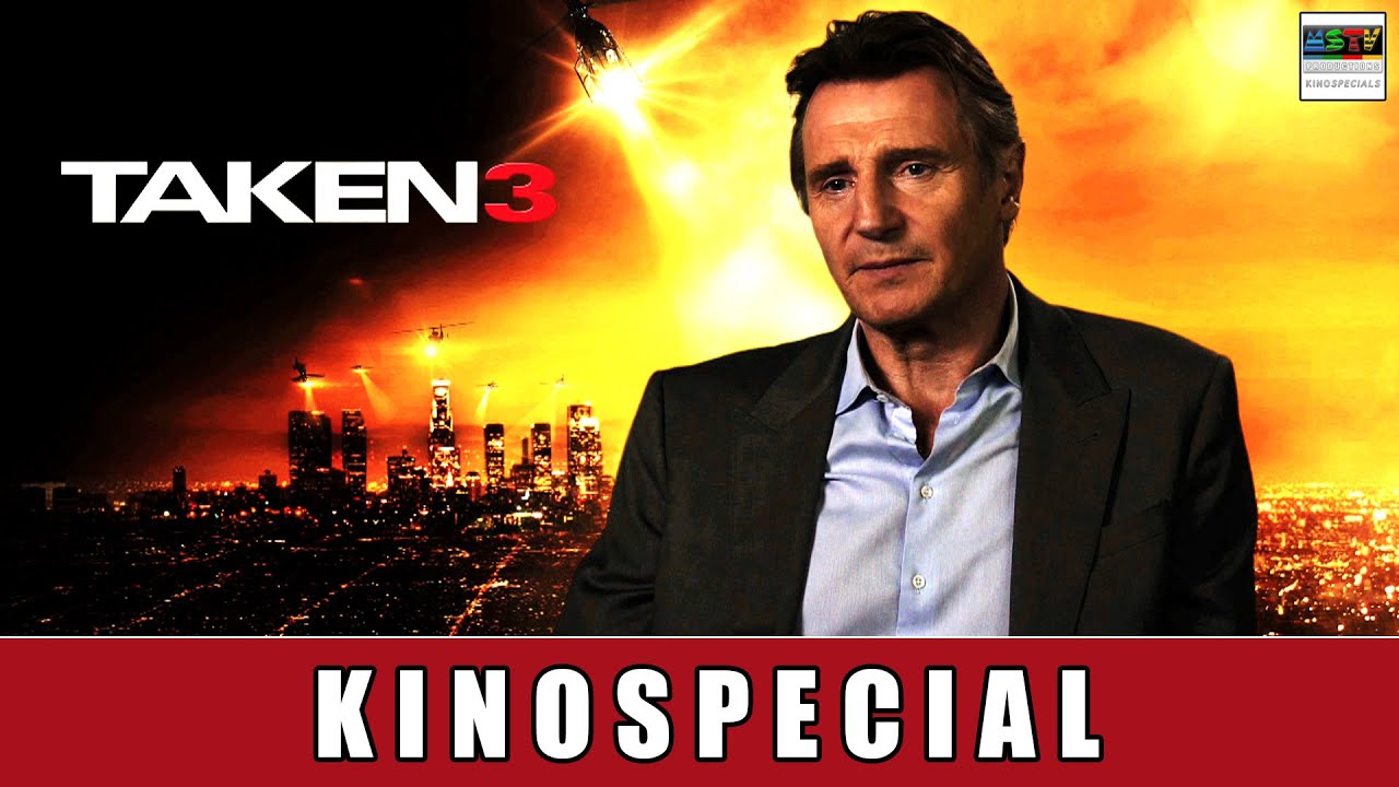 96 Hours: Taken 3 | Kinospecial | Liam Neeson | Forest Whitaker
