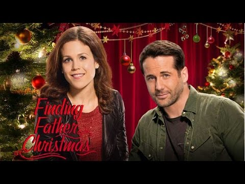P  Finding Father Christmas  Starring Erin Krakow, Niall Matter and Wendie Malick