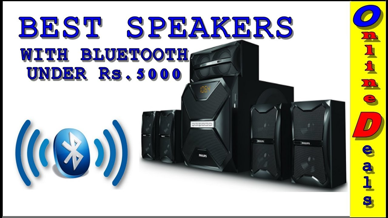 e6d1ecf86 Best speaker in india under Rs.5000 - YouTube
