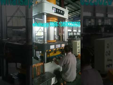 200 Ton four column hydraulic press machine  for metal stamping