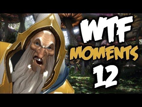 Dota 2 WTF Moments 12