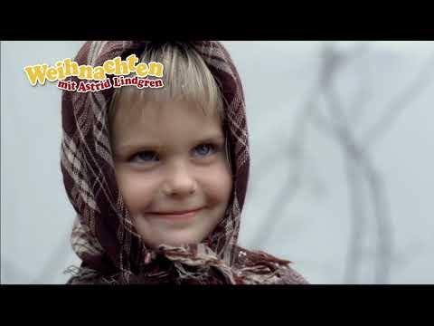 Weihnachten mit Astrid Lindgren YouTube Hörbuch Trailer auf Deutsch
