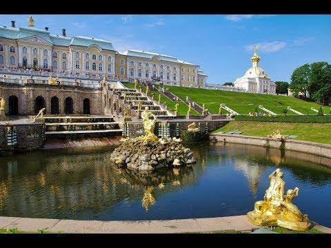聖彼得堡彼得夏宮、彼得保羅要塞 (Peterhof、Peter & Paul Fortress, St Petersburg) Second Edition
