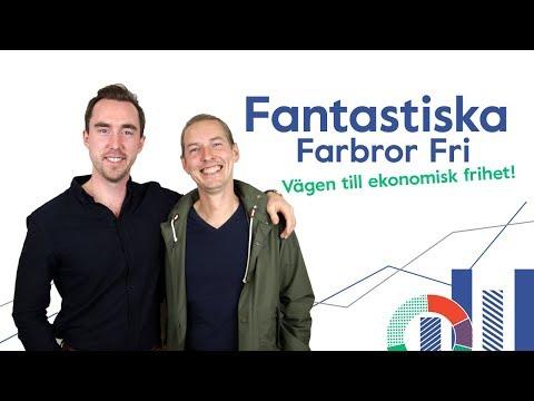 Fantastiska Farbror Fri 🚴 - Vägen till ekonomisk frihet
