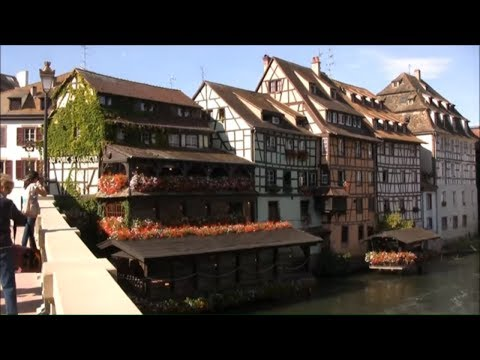 Strasbourg France • Strasbourg Tour Including its Gothic Cathedral | European Waterways