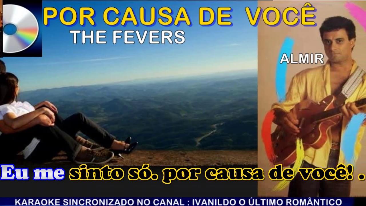musica por causa de voce the fevers