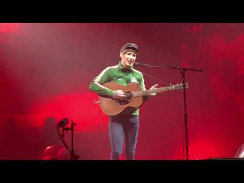 GERRY CINNAMON - LULLABY - MOTORPOINT ARENA - CARDIFF - 09.11.19