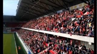 Kalmar FF  - BK Häcken (GuldFågeln Arena) 14/5-11