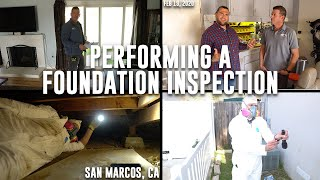 How Do You Inspect A Home S Foundation Inspection In San Marcos Ca MP3